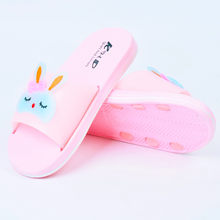 2020 Summer Toddler Baby Boys Girls Cute Cartoon Beach Sandals Slippers Flip Shoes Mocassins shoes baby girl Sandals(China)