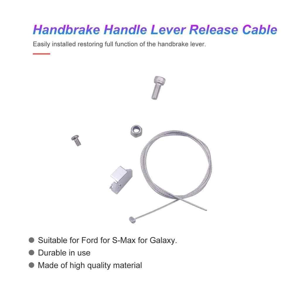 Handbrake Cable Rear Right ADG046195 Blue Print Hand Brake Parking 597702E300