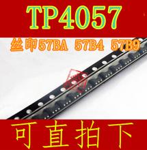 10pcs TP4057 57BA 57B4 57B9 SOT23-6