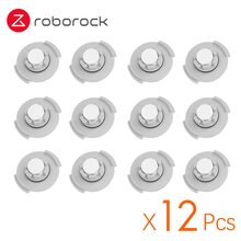 12pcs/lot Original Xiaomi robot roborock S50 S51 S55 T60 T61 T65 Vacuum Cleaner 2 Spare Parts Water tank filter(China)
