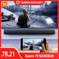 Xiaomi TV Sound Bar Speaker bluetooth Bass Subwoofer Wireless 3.5mm AUX Audio SPDIF Music Playback for PC Theater TV Game Movie