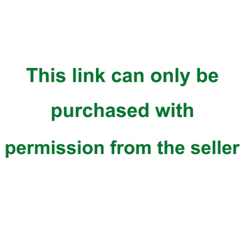 This link can only be purchased with permission from the seller image