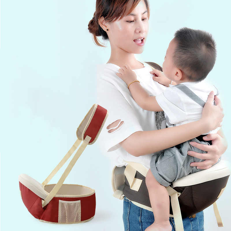 Big Baby Sling Carrier Accessories Hipsit Waist Stool Ergonomic Baby Chair Kangaroo Backpack Newborns Carrying