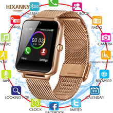 Fashion Smart Watch Metal Digital Watches with Sim Card Slot