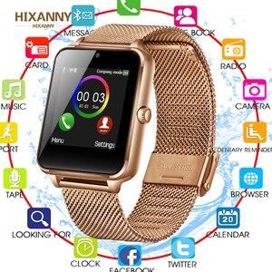 Fashion Smart Watch Metal Digi
