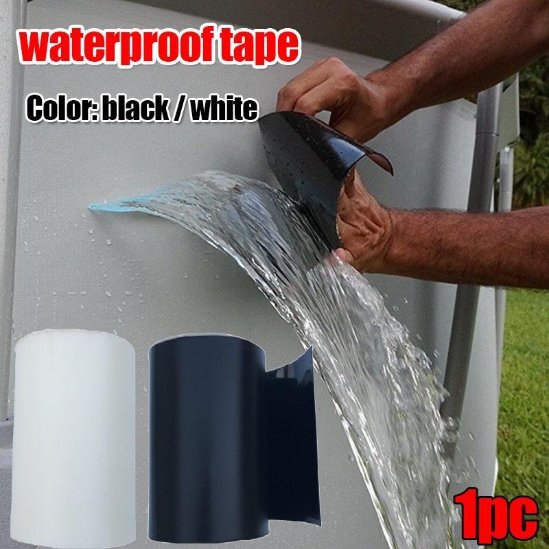 Waterproof Tape Stop Tape-Performance Adhesive Seal-Repair Self-Fix Leaks Insulating