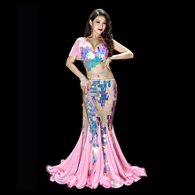 Oriental Dress Sequin Long