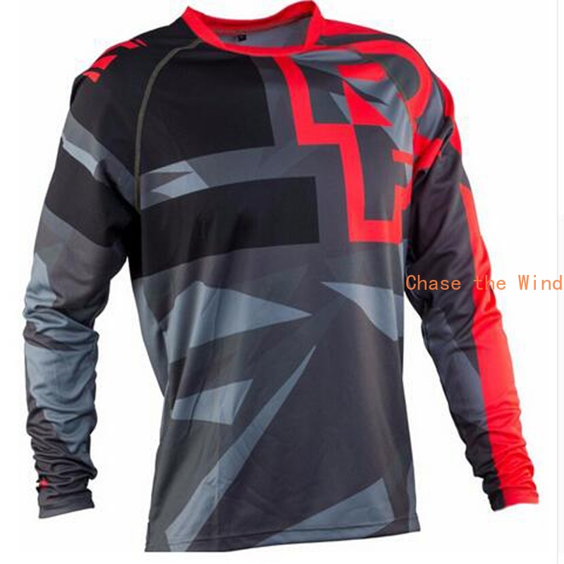 XL Size NEW FXR Men/'s Long Sleeve Racing Moto Jersey Riding MX MTB Motocross