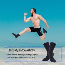 Неопреновые носки для дайвинга 3 мм Нескользящие пляжа плавания