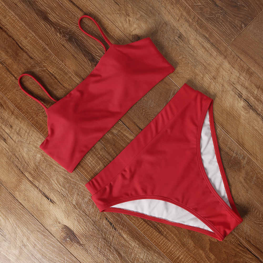 High Waist Bikini  Leopard Bikini Women Push Up Swimsuit Women Printed Swimwear Tie Dye Biquini Summer Swim Beachwear - adies-swimwear, bikini-set