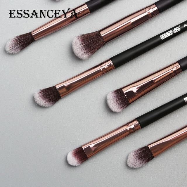 ESSANCEYA New Make Up Brushes 3-13 PCS Professional Blending Eyeshadow Eyebrow Brush For Makeup Beauty Set 5