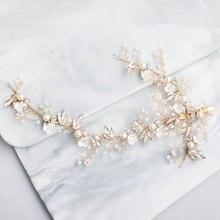 Fashion Flower Hair Clip Wedding Bride Accessories Women Prom Bridal Hair Accessories Handmade Headwear for Wedding Hair Pins цена и фото