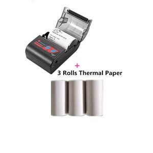 Image 4 - GOOJPRT 58mm Bluetooth Thermal Receipt Printer for Android iOS Phone Windows Receipt Printer POS Printers Device Printing Stores