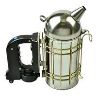 1 pces elétrica abelha fumante apicultura ferramenta equipamento Ferramentas de apicultura     -