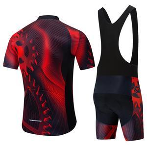 Image 3 - TELEYI homme maillots de cyclisme 2020 Roupas Ropa Ciclismo Hombre vtt Maillot cyclisme/été route vêtements de vélo Cycliste Equipe