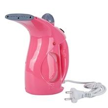 купить Popular Garment Steamer High-quality PP 200 ml Portable Clothes Iron Steamer Brush For Home Humidifier Facial Steamer Blue EU Pl дешево