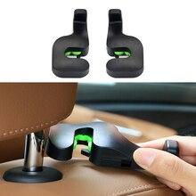 Hook-Seat Back-Hanger Car-Headrest Grocery-Cloth for Bag Handbag Purse Portable Multifunction-Clips