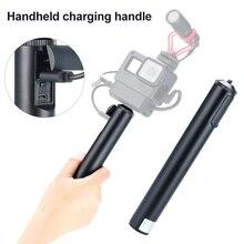 2020 Nieuw Handheld 5200 Mah Batterij Power Bank Selfie Stick Monopod Voor Gopro Osmo Pocket 999