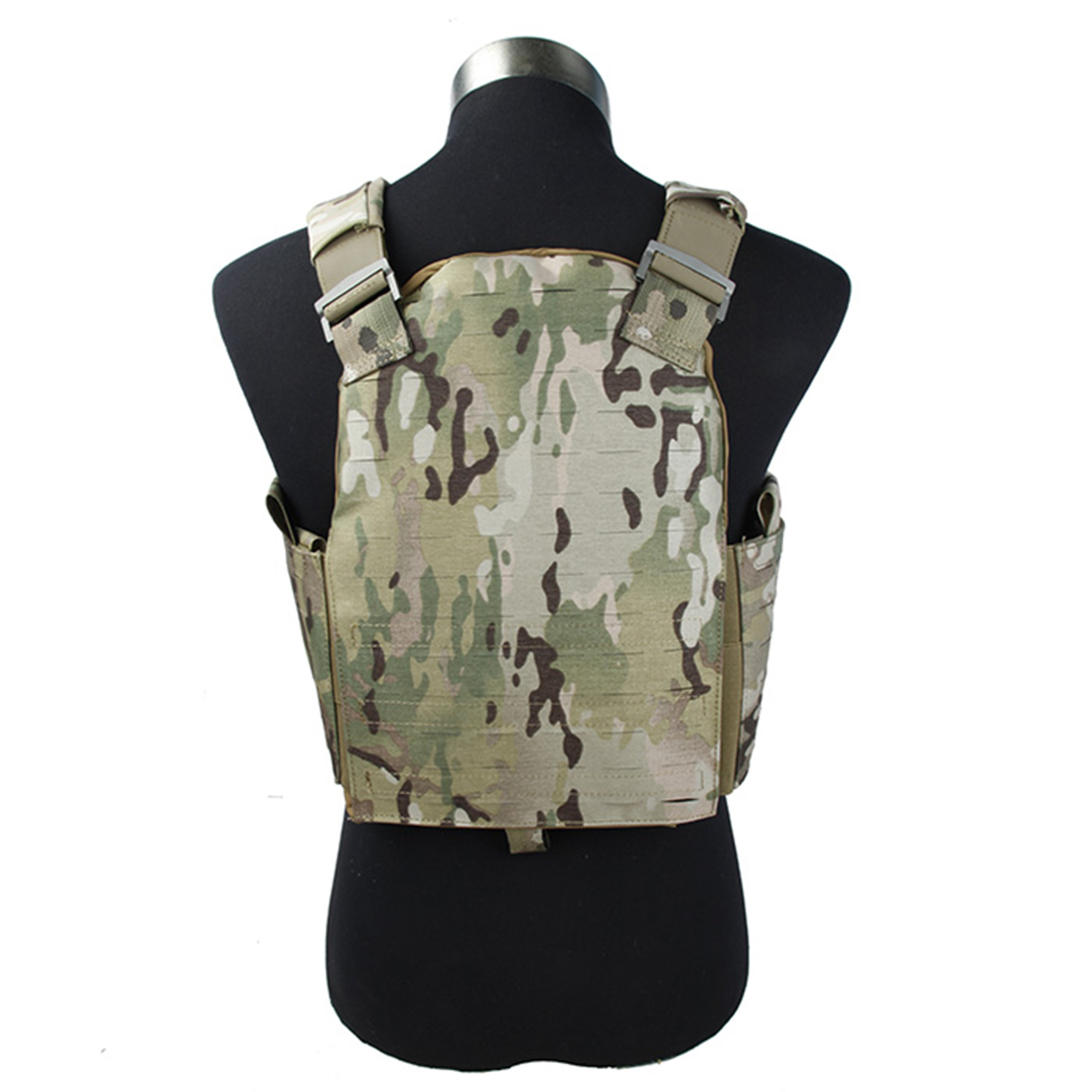 TMC AA Plate Carrier Outdoor Tactical Vest Outdoors Tactics Accessories 2020 New Arrival   - Multicam