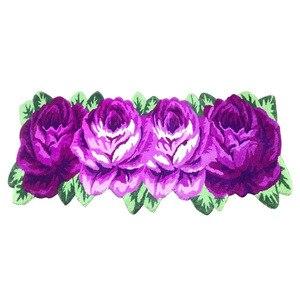 Image 4 - Nuovo arrivo di trasporto che si affolla mat arte tappeto rosa tappeto per la decorazione domestica di colore rosa rosso blu viola