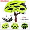 2019 corrida capacete de bicicleta com luz in-mold mtb estrada ciclismo capacete para homens mulheres ultraleve capacete esporte equipamentos de segurança 21