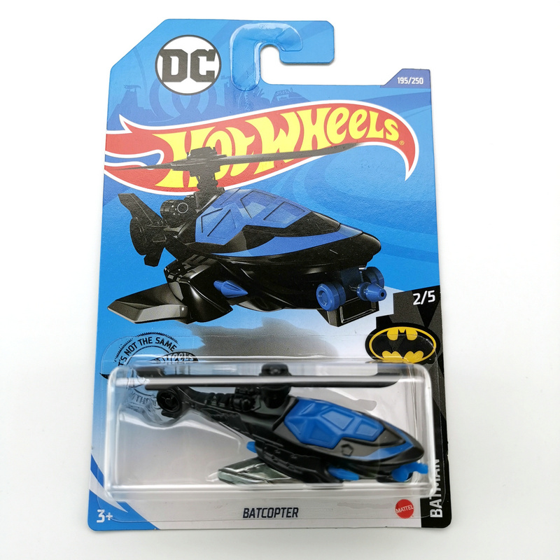 Hot Wheels 2020 #195 Batcopter