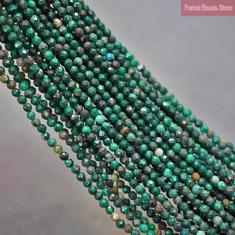 85pcs Malachite Clarify AB crystal faceted Rondelle Loose Beads 6*4MM