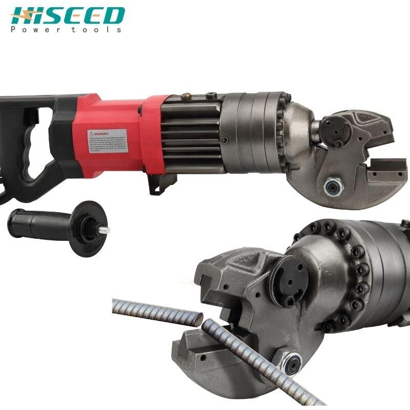 Manual Hydraulic rebar cutter Hydraulic steel bar cutter HY-12 6T 12mm