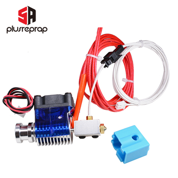 Volcano Print Head Extruder kit Wade or Bowden 12V J-head Hotend with Cooling Fan for 1.75/3.0mm Filament 3D Printer - discount item  10% OFF Office Electronics