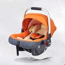 Детское автокресло безопасности 3C ECE 0-15 месяцев для новорожденных детская корзина безопасности детское автомобильное сиденье autostoel silla de auto para bebe детская кровать