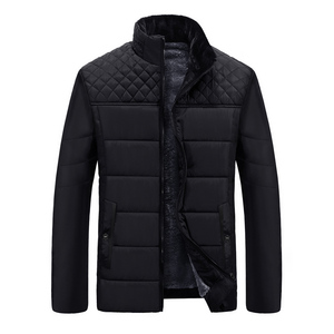 Men's Winter Jacket Casual Thick Winter