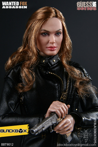 "Image 5 - BLACKBOX Toys BBT9012 GUESS ME SERIES ""WANTED FOX ASSASSIN"" 1/6 ACTION FIGURE"