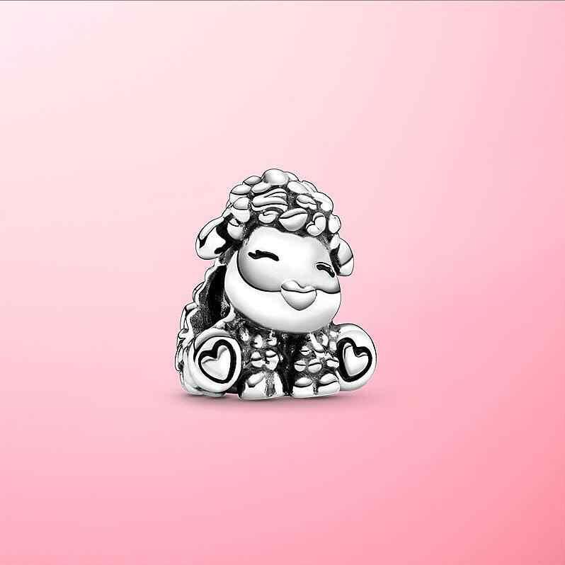 משלוח חינם 925 כסף זהב סניץ 'תליון קסם Fit מקורי פנדורה צמיד לנשים DIY תכשיטי חרוז