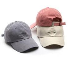 Doitbest 2021 corea cappelli da baseball cappelli per donna uomo coppie cappello sfida lettere outdoor lady mens sport cappellini snapback