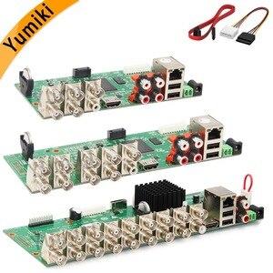 Image 4 - 5 ב 1 4CH/8CH/16CH AHD DVR מעקב אבטחת CCTV מקליט DVR 1080N היברידי DVR לוח עבור אנלוגי AHD CVI TVI IP