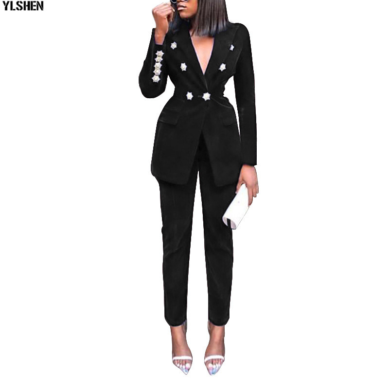 2 Piece Set African Clothes Africa Dashiki New Fashion Top + Pants Suits Super Elastic Party Plus Size Ropa Mujer 2019 For Lady 07