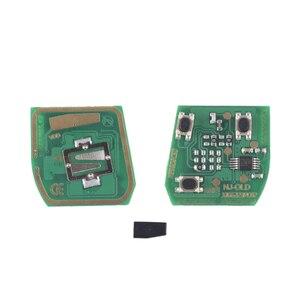 Image 5 - KEYYOU 3 Button 434MHZ ID46 Chip Keyless Remote Control Car Key Fob For Mitsubishi Lancer Outlander Shogun Pajero MIT11 Blade