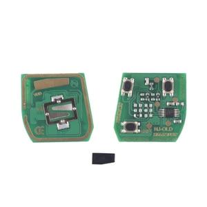 Image 5 - KEYYOU mando a distancia con Chip ID46 para Mitsubishi Lancer Outlander Shogun Pajero MIT11, 3 botones, 434MHZ