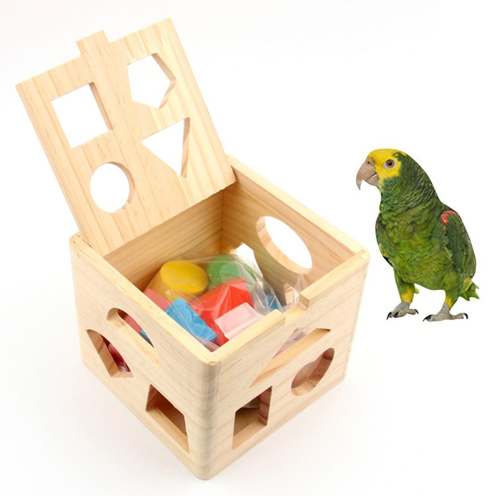 pets-bird-toy-parrot-wooden-13-hole-building-blocks-intelligence-box-puzzle-toy-interactive-pet-supplies