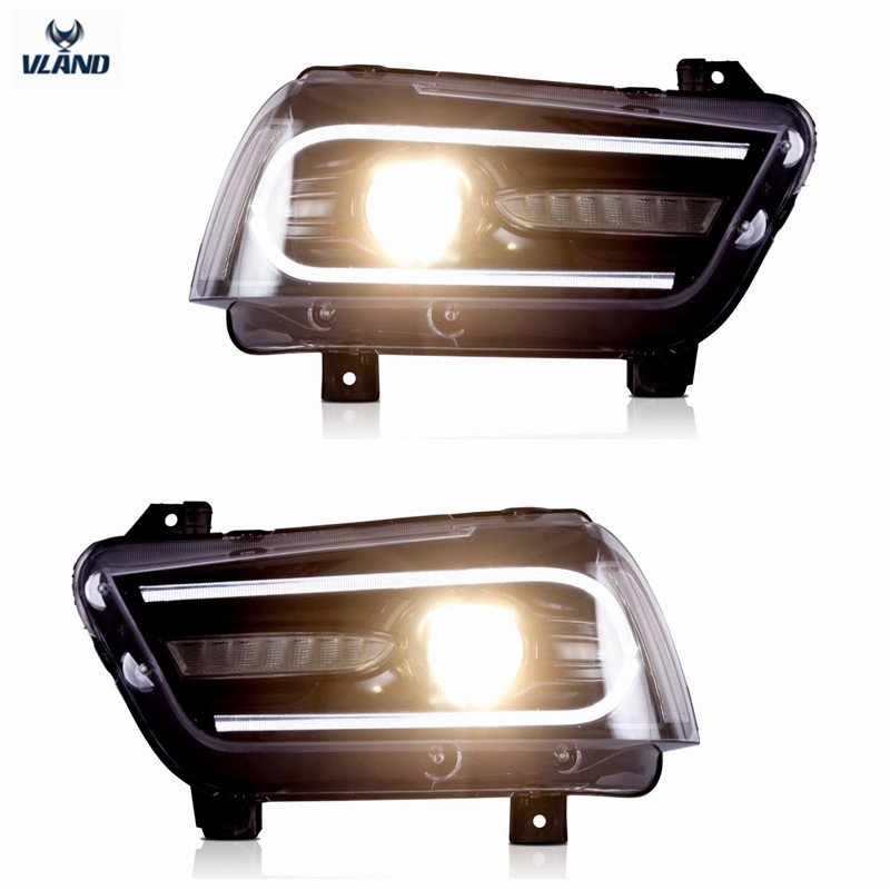 VLAND Factory Accessories for Car LED Light for Charger LED Headlight - Autosvětla