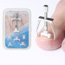 Вросший носок ногтей Восстанавливающий инструмент для коррекции