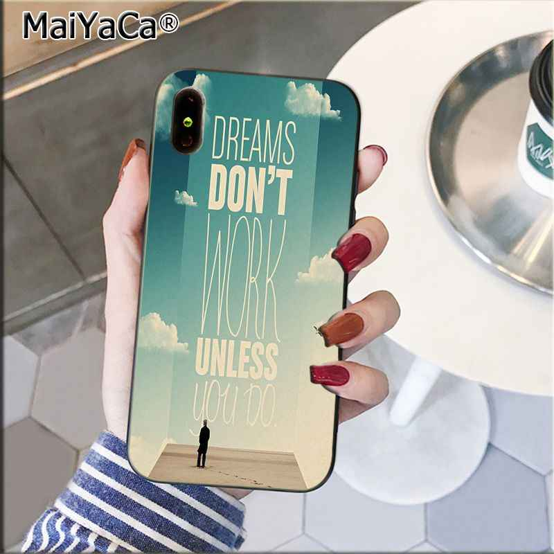 Maiyaca Ayat Alkitab Filipi Yesus Kristus Christian Capa Phone Case untuk iPhone 11 Pro XS Max XS XR 8 7 6 Plus 5 5S SE