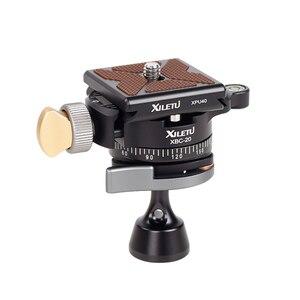 Image 2 - XILETU XBC20 + XT18 גבוהה נושאות שולחן עבודה סוגר מיני חצובה שולחן כדור ראש עבור DSLR מצלמה ראי מצלמה Smartphone