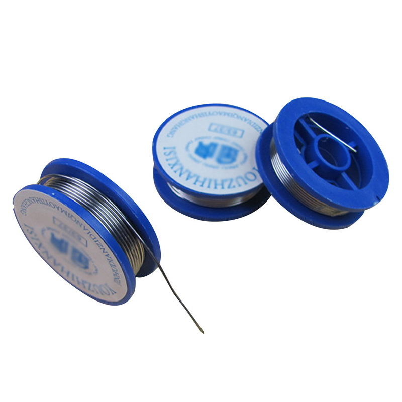 Urijk 0.8mm Tin Lead Rosin Core Solder Wire Approx. 38x11mm Flux Content 2.0% Welding Repair Tools For Electrical Soldering New