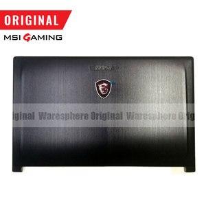 Image 2 - Yeni orijinal MSI GS63 GS63VR LCD arka kapak çerçeve Palmrest alt baz kılıf 3076K3D211 3076K3D212 3076K2A215 3076K1B213