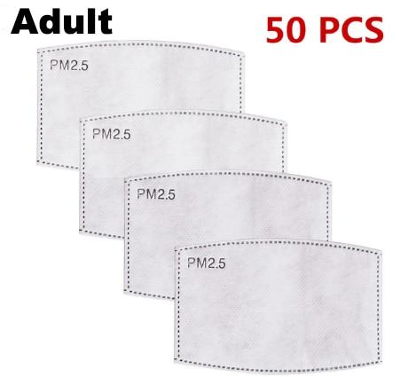 50pcs Adult