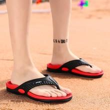 High Quality Men's Massage Shoes for Male Slippers Plus Size 40-45 Fashion Summer Men Flip Flops Outdoor Soft Casual Shoes Men