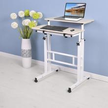 Computer Desk Laptop-Table Office Furniture Notebook-Stand Ergonomic Bed Bedroom