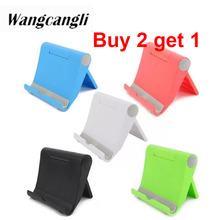 Mobile Smartphone Support Tablet Stand Desk Cell Phone Holde