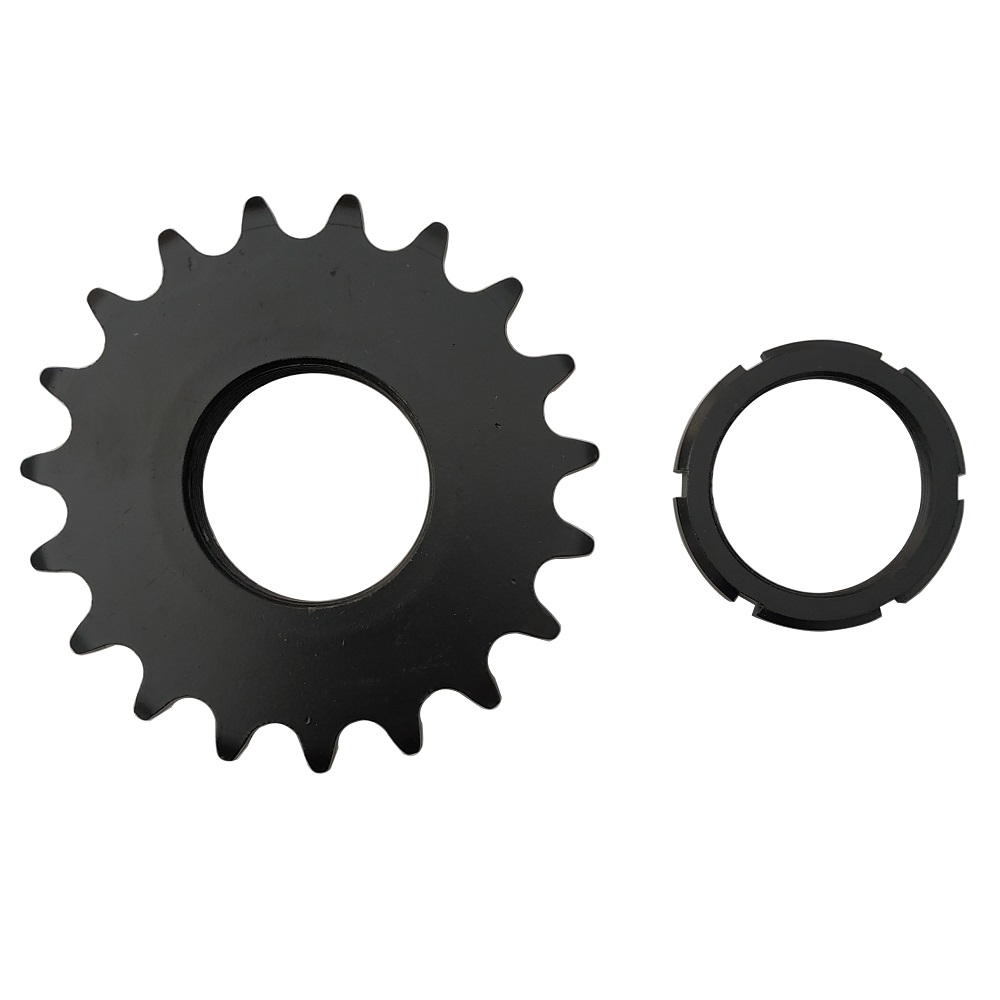 "FIXIE BIKE COG 1//2/"" X 1//8/"" LOCK RING 13T//14T//15T//16T//17T//18T TRACK BICYCLE"
